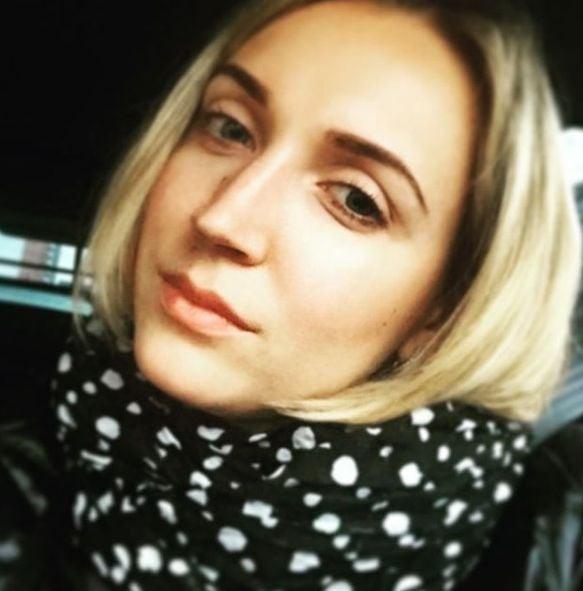 Оксана Мерзликина