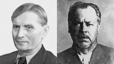 Трофим Лысенко и Николай Вавилов