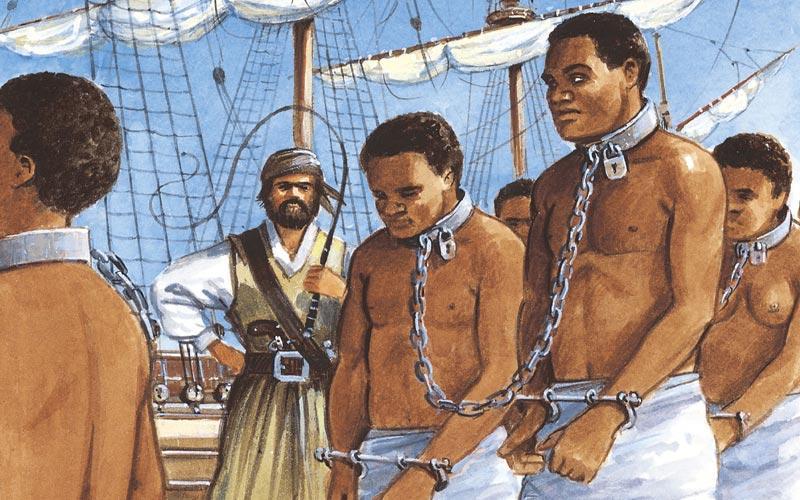Негр раб в вест индии