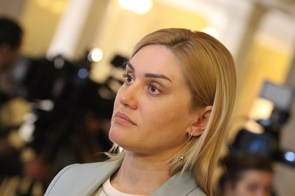 Татьяна Острикова, «Самопомощь»