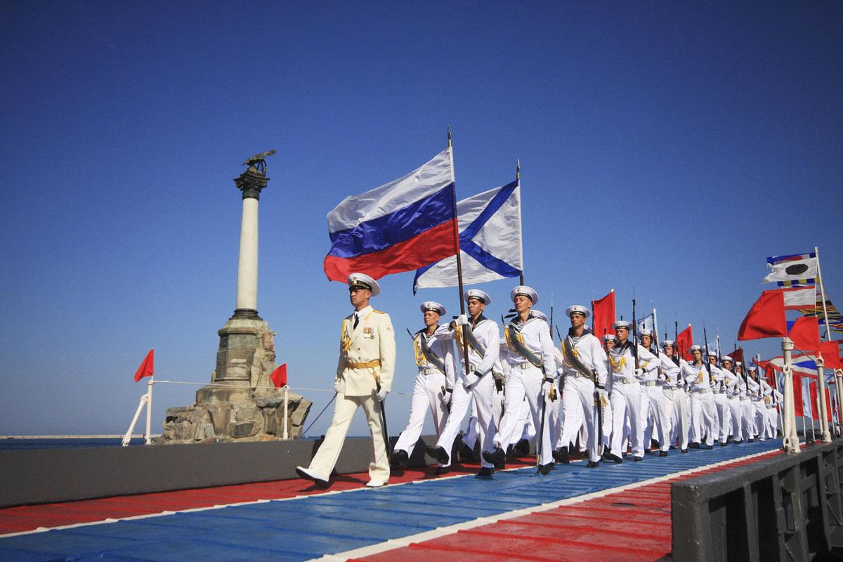 Севастополь, 2014 рік. Фото: Reuters