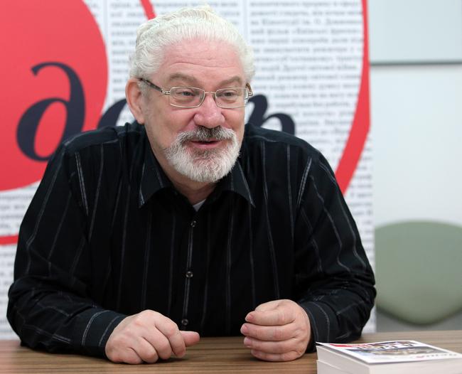 Віктор Шишкін. Фото: day.kyiv.ua