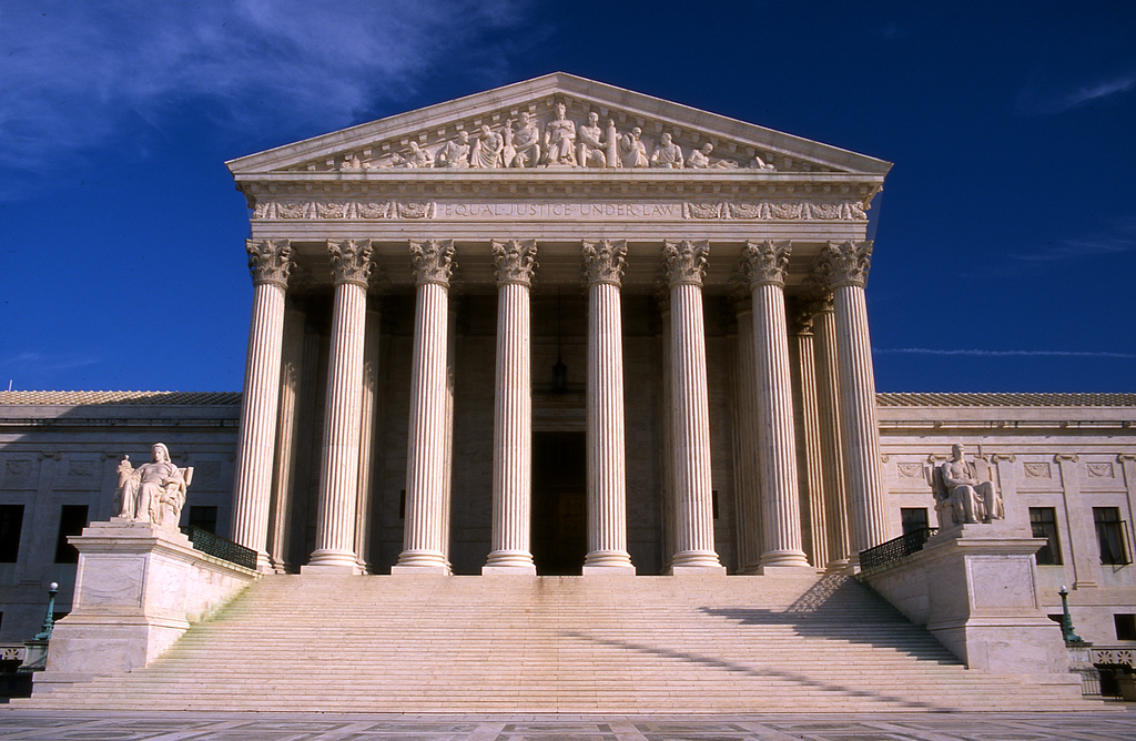 Верховний суд США. Фото: Jeff Kubina / wikimedia.org