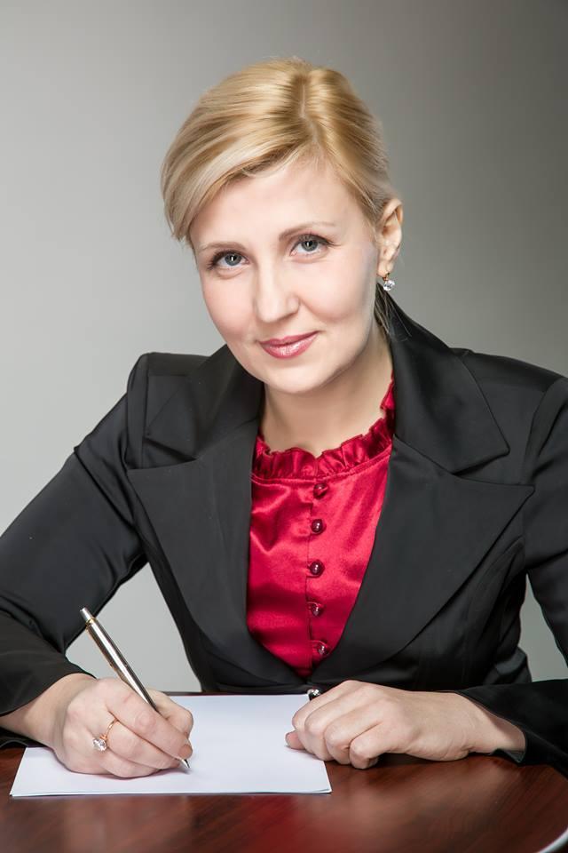 Юрист Елена Шклярская. Фото из личного архива
