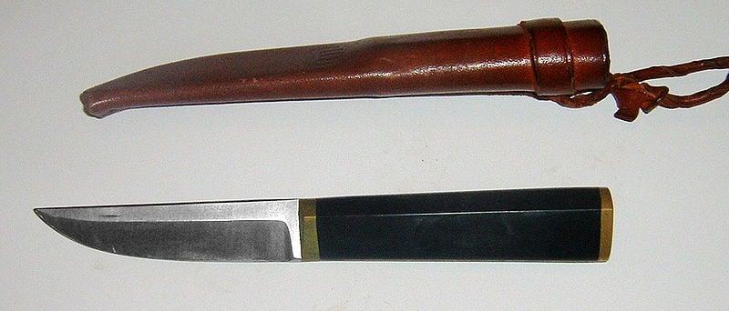 Финский нож пуукко. Фото: wikipedia.org