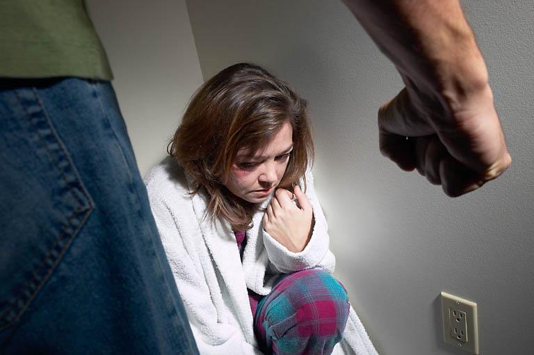 Домашнє насильство. Фото: defense.gov