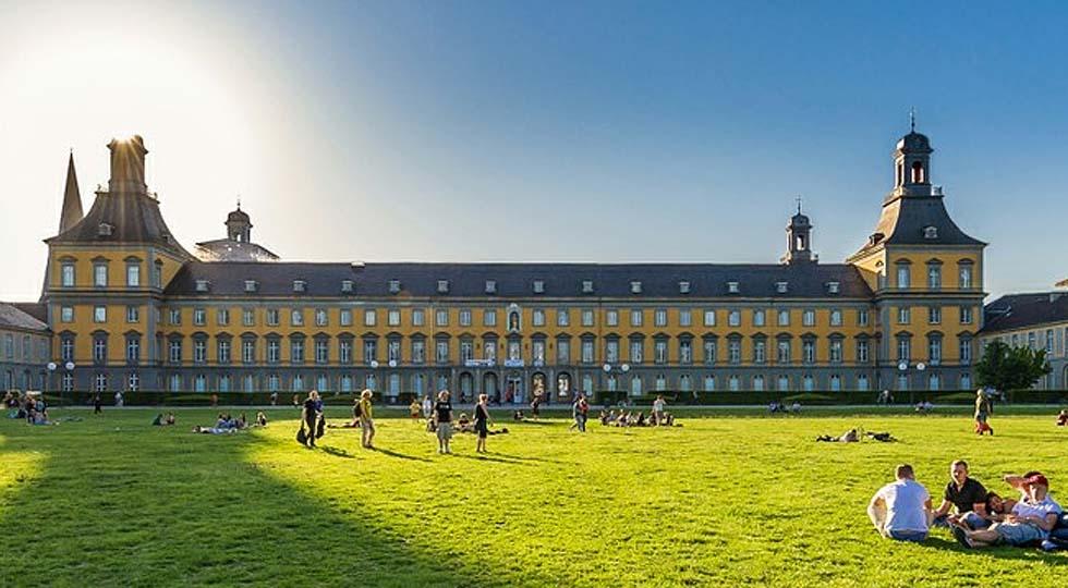 Вища освіта за кордоном. Університет Бонна.