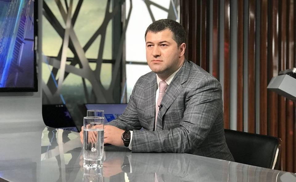 Кандидаты в президенты Украины 2019. Роман Насиров