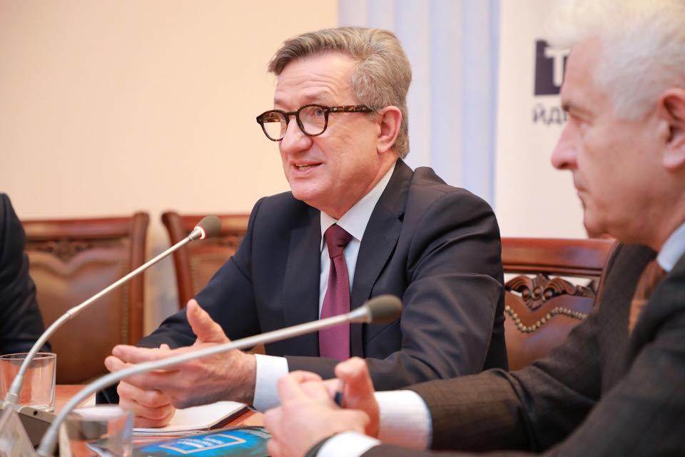 Кандидаты в президенты Украины 2019. Сергей Тарута