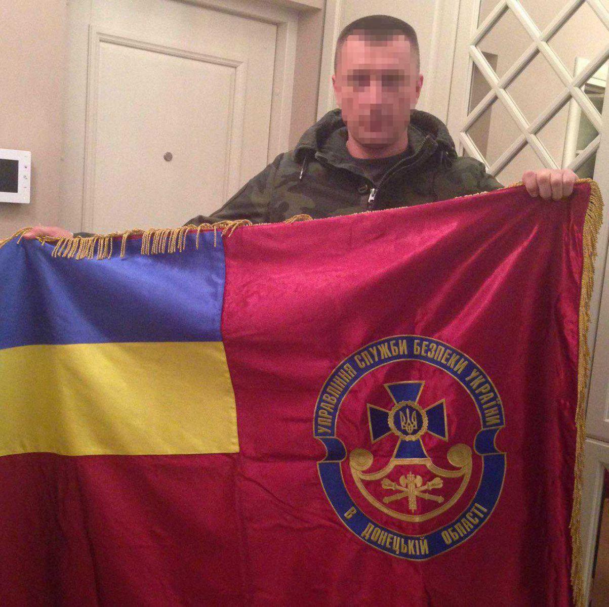 Война на Донбассе. Сотрудники местного СБУ никак не помогали украинским военным