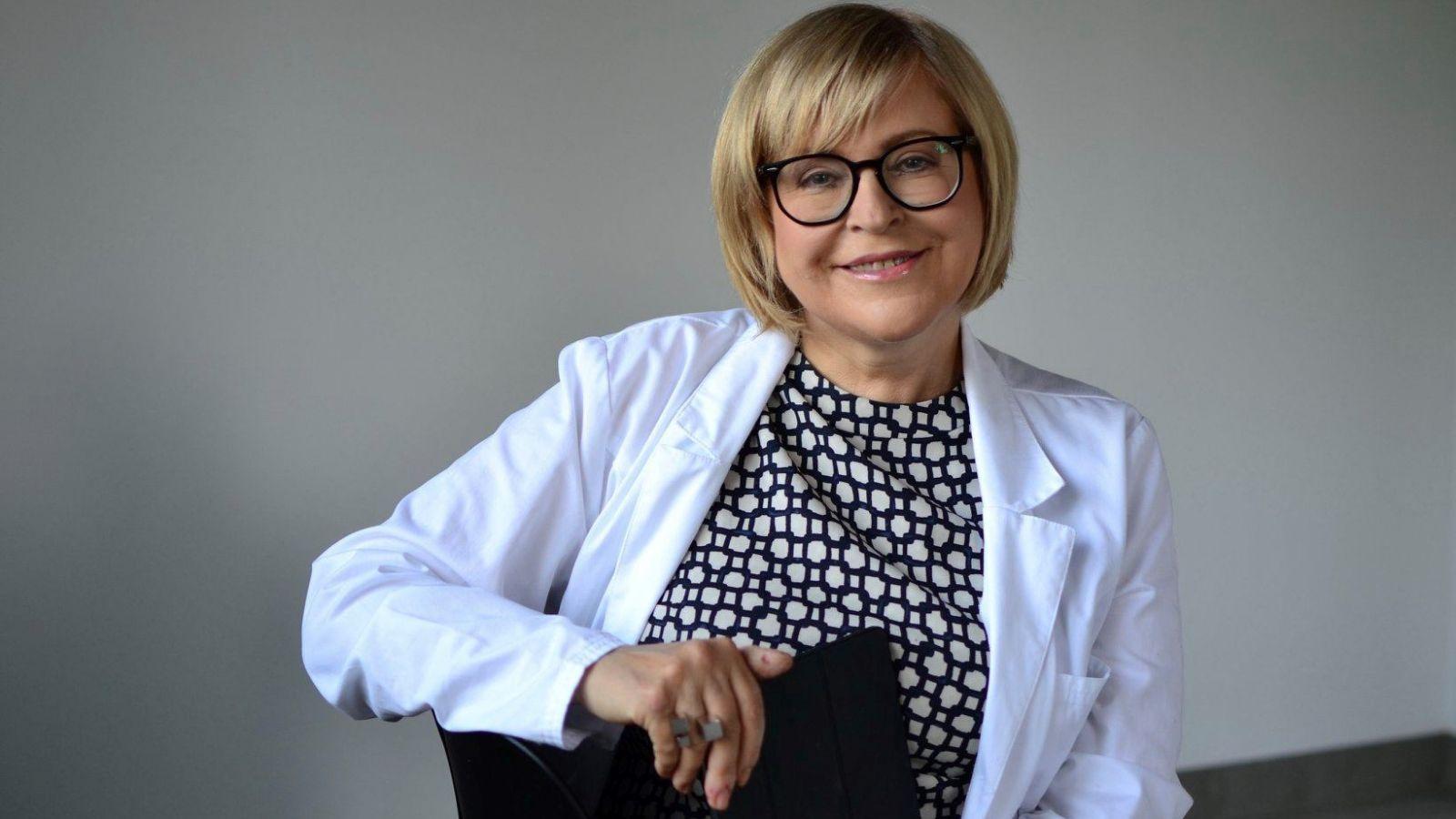 Катерина Амосова, доктор медичних наук, кардіолог, професор внутрішньої медицини, екс-ректорка Медичного університету імені Богомольця