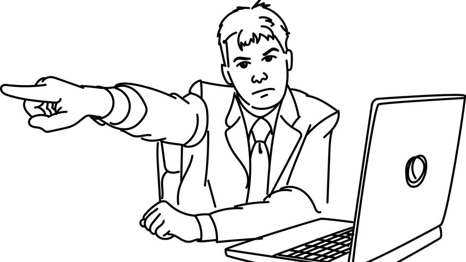 Звільнення працівника через недовіру. Трудове законодавство. Фото: Pixabay