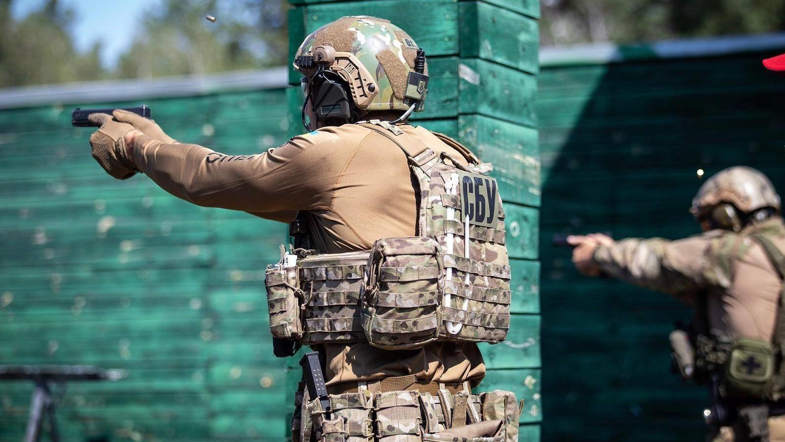 Правоохранительные органы Украины. Фото: Служба безопасности Украины / Facebook