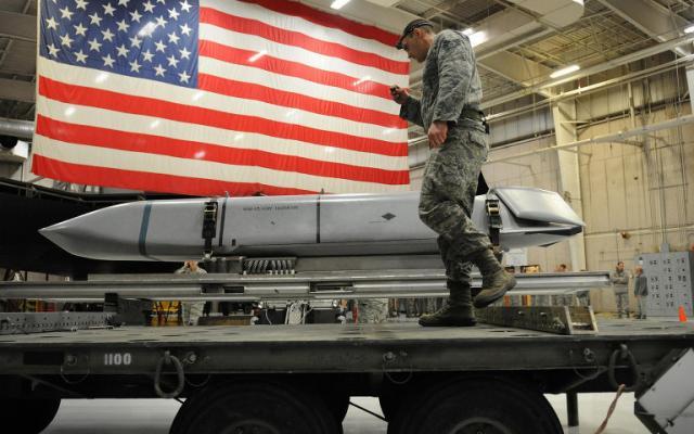США разрабатывают новые виды ядерного оружия