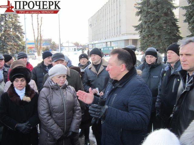 Отключены отгаза: наЧеркасщине целый город остался без отопления