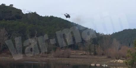 Два військові вертольоти розбились уФранції: щонайменше 5 загиблих