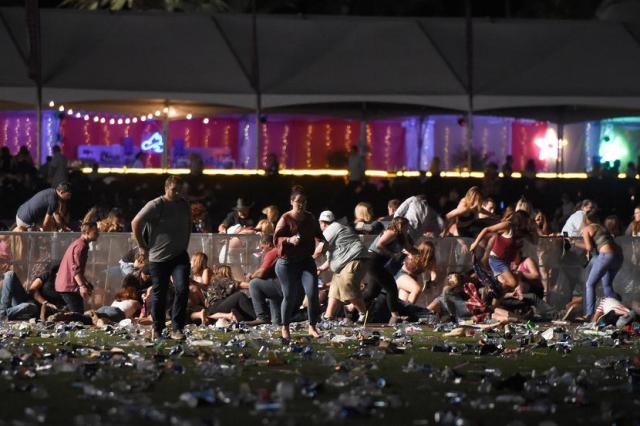 Торговцу, продавшему бронебойные пули стрелку изЛас-Вегаса, предъявлены обвинения