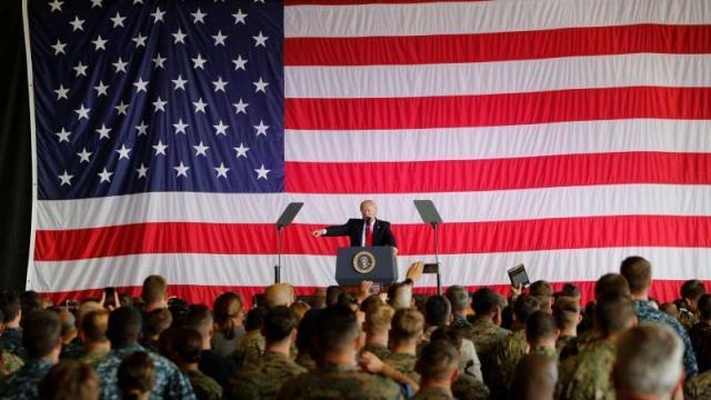 «Хочу такий, як у Франції»: Трамп доручив Пентагону підготуватися до масштабного військового параду