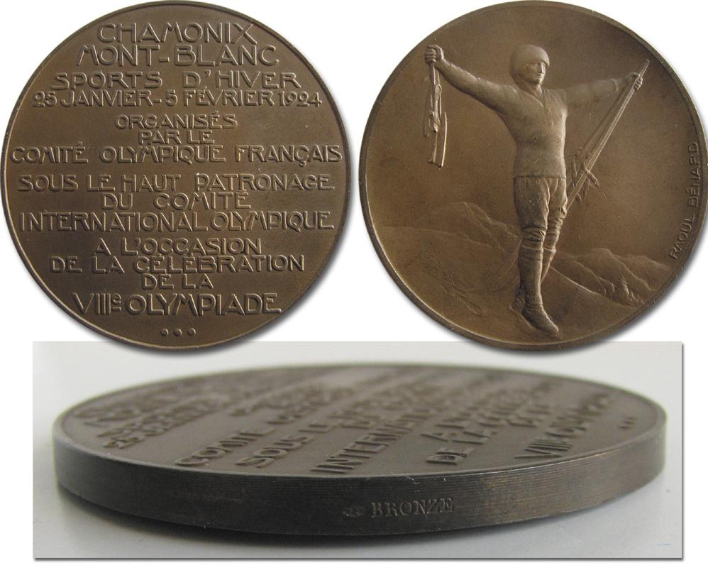 Фото: I Зимові Олімпійські ігри, 1924, Шамоні