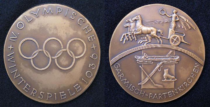 Фото: IV Зимові Олімпійські ігри, 1936, Гарміш-Партенкірхен