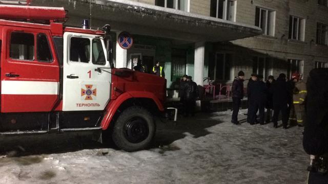 Страшна пожежа удитячій лікарні, є подробиці