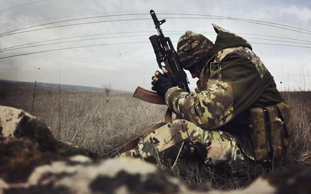 Штаб АТО повідомляє про загибель військових окремої бригади морської піхоти
