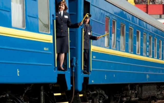Самым прибыльным для «Укрзализныци» стал поезд Киев
