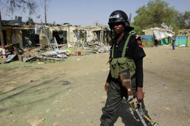 Неменее  20 человек погибли при взрыве террористов-смертников вНигерии