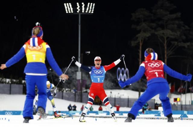Мартин Сундбю: Снимаю шляпу перед российскими лыжниками— они удивительно сильные