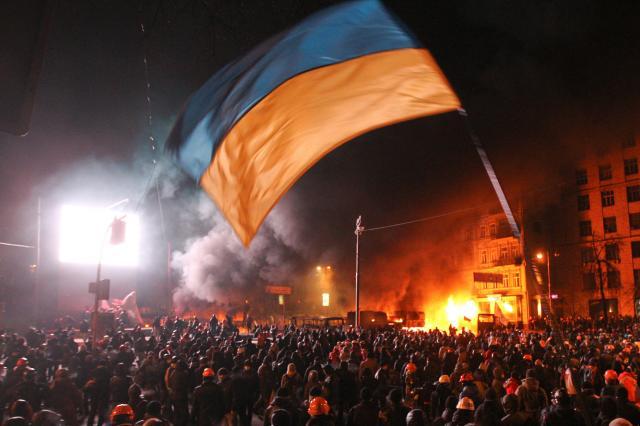 """Фото: Facebook """"Майдан 18-20 лютого. Як усе було»"""