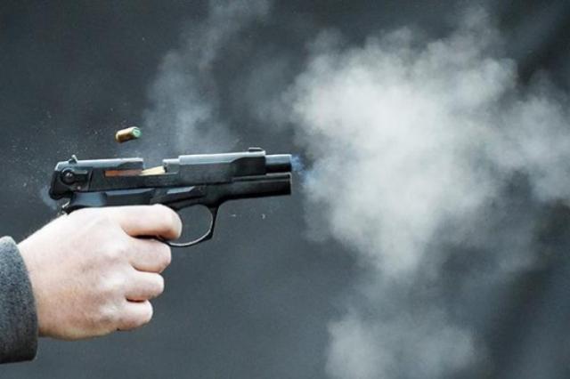 НаКиевщине нетрезвый экс-боец АТО отстреливался от милиции ибросал гранаты