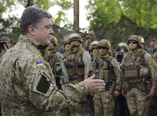 «New York Times»: Порошенко возглавляет коррупцию вгосударстве Украина