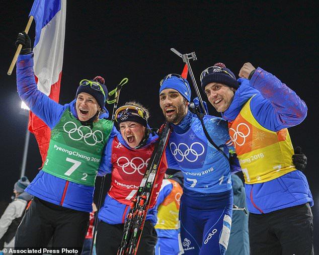 Результаты Олимпиады-2018 вКорее— Медальный зачет