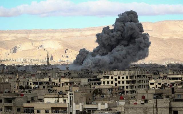 Авиация Асада занеделю убила вВосточной Гуте неменее 500 человек