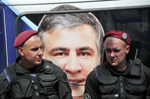Пришел конец: Саакашвили отреагировал назапрет посещать Украинское государство до 2021г