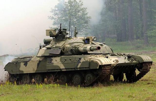 Муженко розповів, коли армія отримає танки «Оплот»