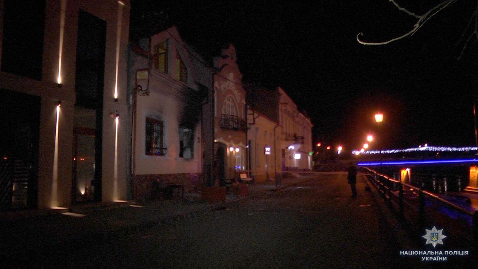 ВУжгороді знову підпалили офіс спілки угорців