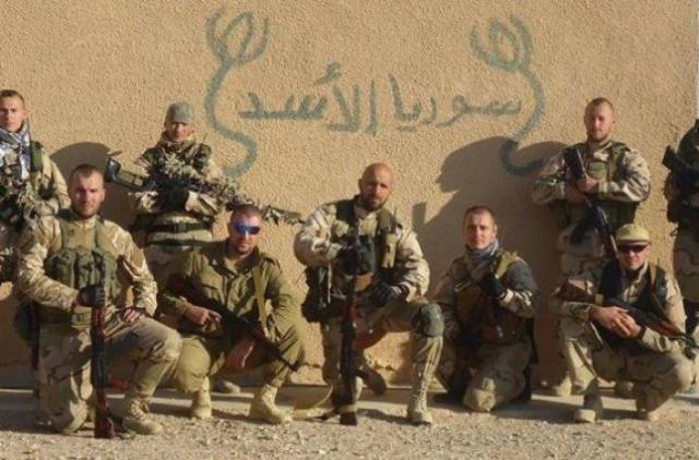 СБУ добыла обоснование применения ГенштабомРФ «вагнеровцев» вСирии