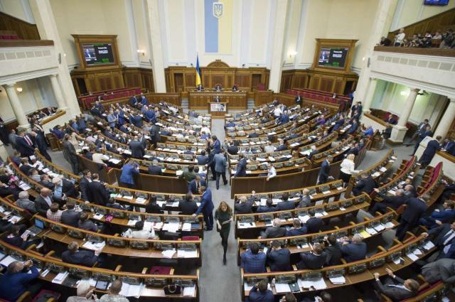 Шокирующее количество: Рада впервый раз поименно назвала всех пленников Кремля
