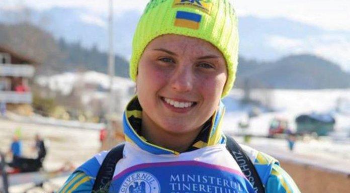 Анна Кривонос— серебряный призер юниорскогоЧМ побиатлону