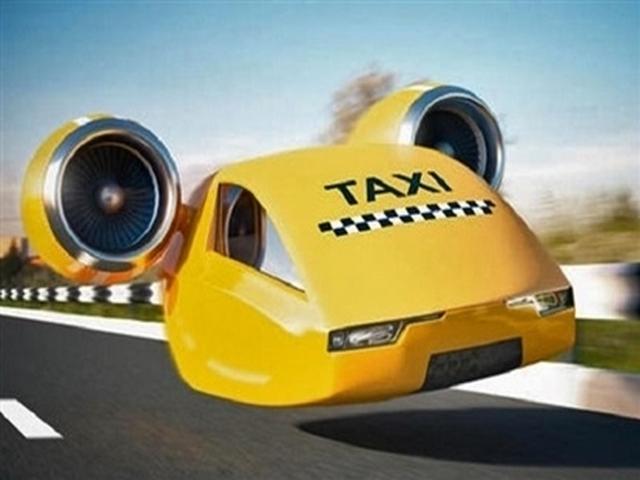 Порше поведала оразработке летающего такси для борьбы спробками
