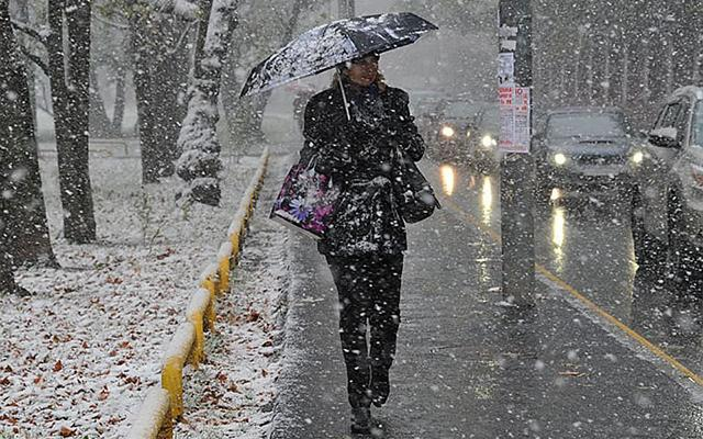 Снег, дождь исильный ветер, наНиколаевщине вечером осадки— государство Украину накрыл циклон