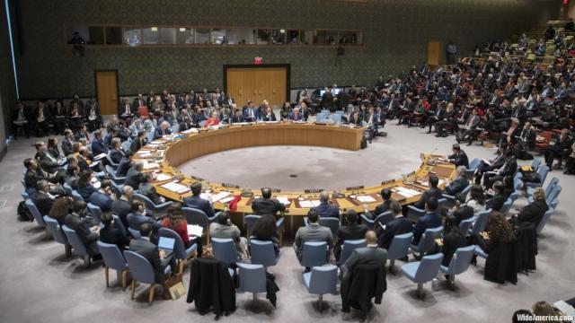 Україна скликає Раду безпеки ООН через російські вибори уКриму