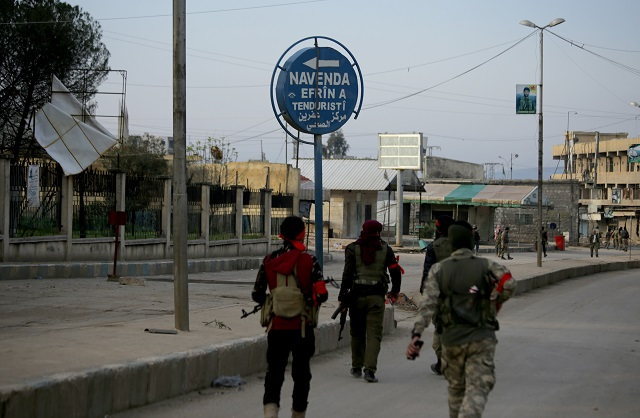 Турецькі війська взяли сирійський Афрін, - Ердоган