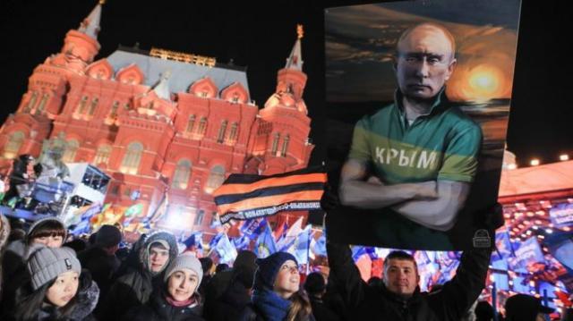 Украинская Рада непризнала выборы Президента России