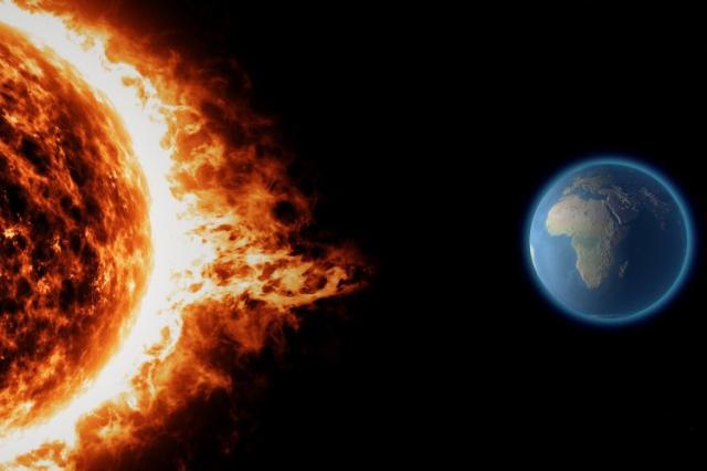 Над Землей пронеслась магнитная буря