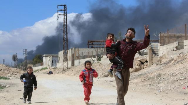 РФзаблокировала рассмотрение вСБ ООН совещание поправам человека вСирии