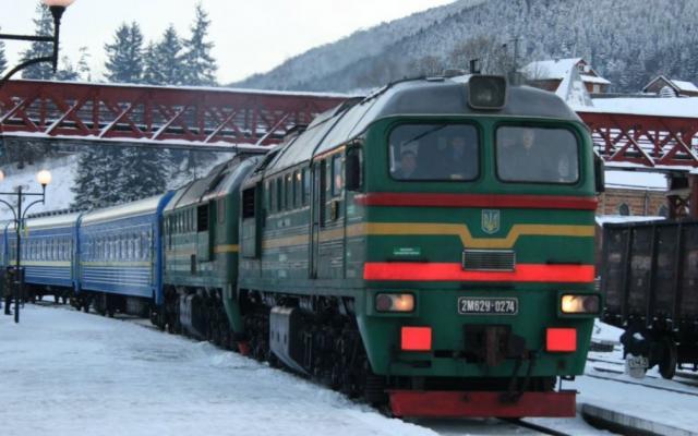 Пасха вгосударстве Украина. «Укрзализныця» увеличит число поездов
