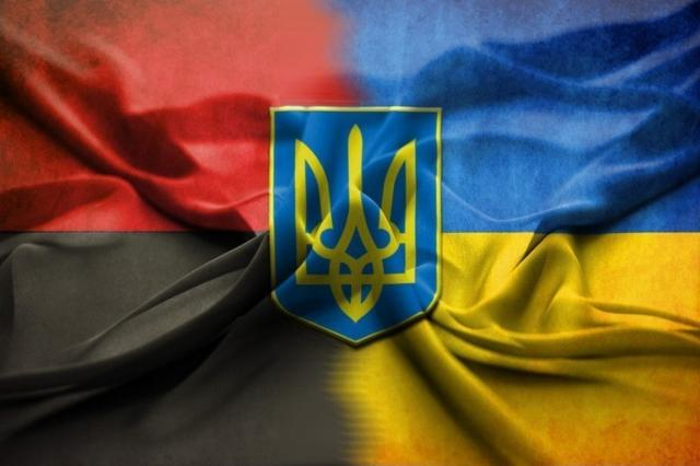 Требования выполнены: львовские народные избранники разрешили официально использовать красно-черный флаг