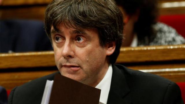 Верховный суд Испании выдал европейский ордер наарест Пучдемона— ElPais